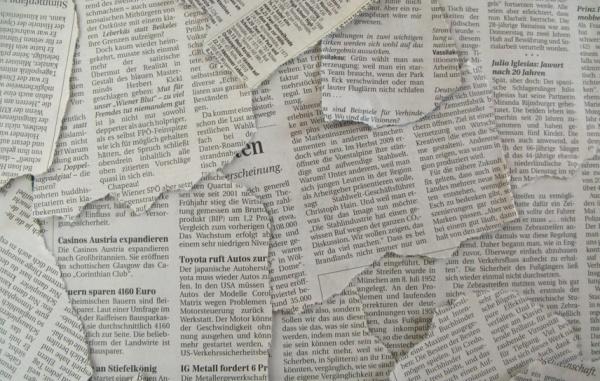 Общество: Про газеты