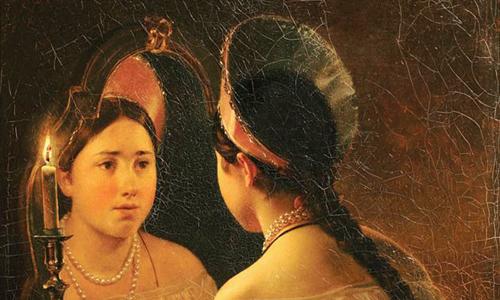 История: Как наши предки отличали девицу от мужней жены
