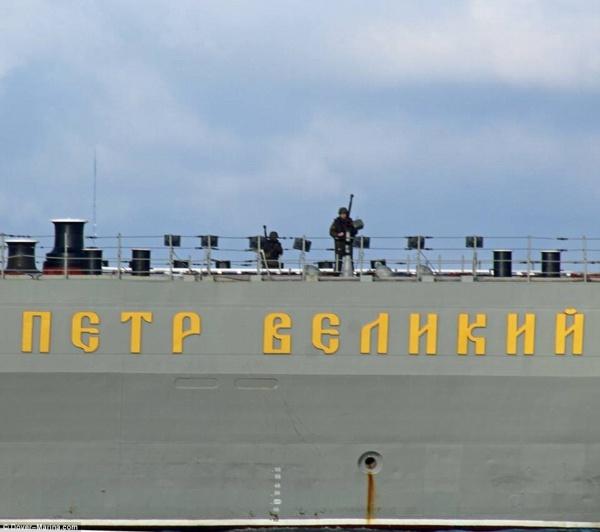 Блог djamix: Авианосная группа ВМФ России вошла в Ла-Манш