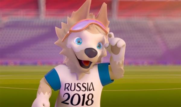 Новости: Официальным талисманом футбольного ЧМ-2018 выбран Волк Забивака