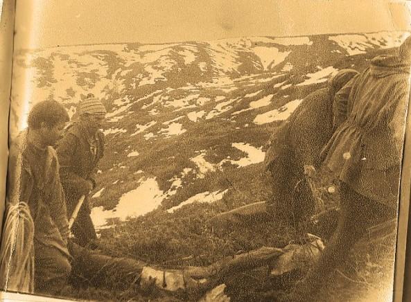 Происшествия: Гибель туристов 30-го маршрута в сентябре 1975 года