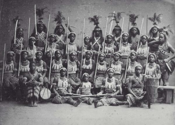 Интересное: Дагомейские амазонки