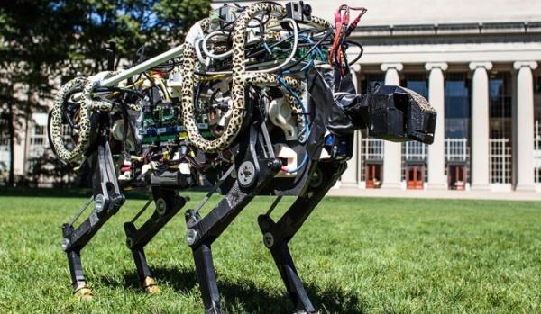 Технологии: Что умеют роботы