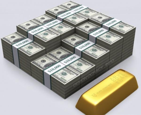 Финансы: Всё золото мира