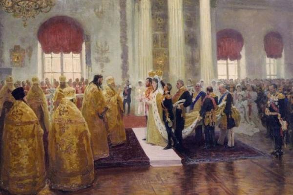 История: Выйти замуж за царя