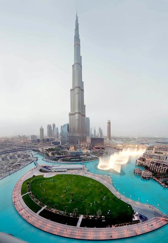Страны: Достопримечательности Дубая