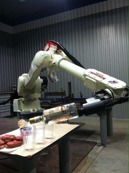 Интересное: Самый лучший робот