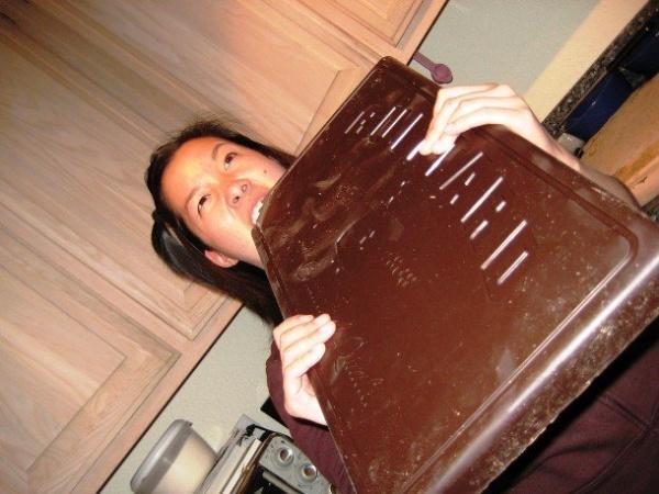 Полезные советы: Польза от темного шоколада