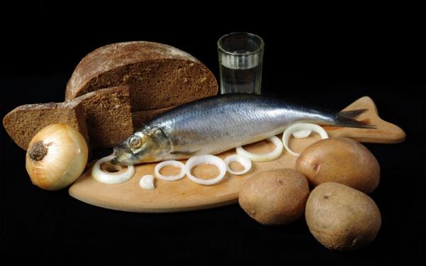кухня: Факты о селедке