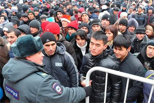 Новости: Прибывающие в РФ иностранцы будут проходить дактилоскопию