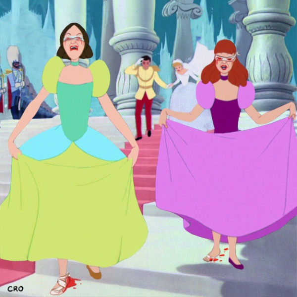 Интересное: Недетские сказки, ставшие основной мультфильмов