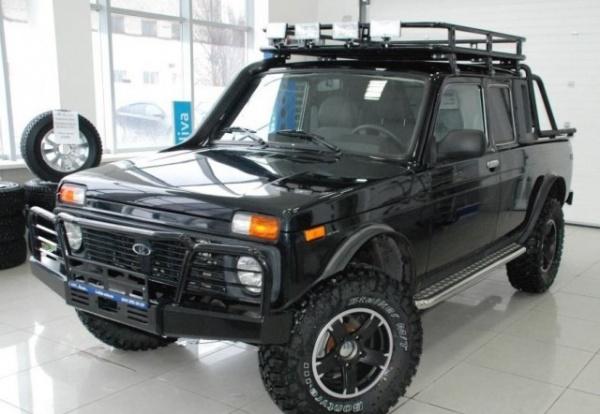 Новости: АвтоВАЗ вернулся к производству пикапа ВАЗ-2329