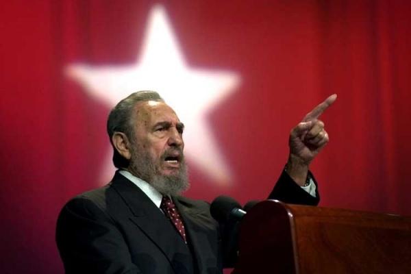 Личность: Умер Фидель Кастро