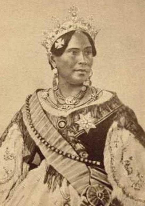 Интересное: Женщина и власть - *бешеная* королева Мадагаскара