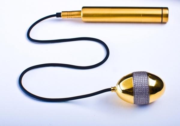 Интересное: Вещи, сделанные из золота