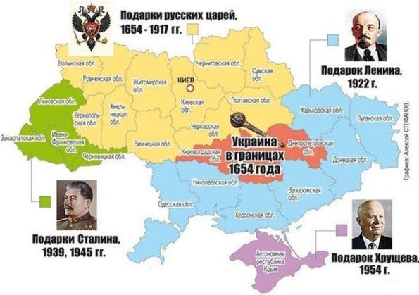 История: Русские города Украины