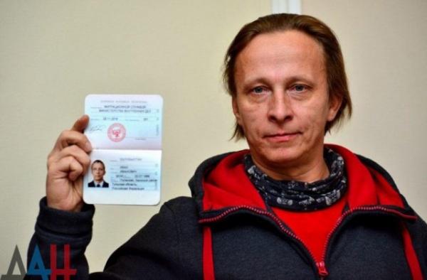 Личность: Охлобыстин стал гражаднином ДНР