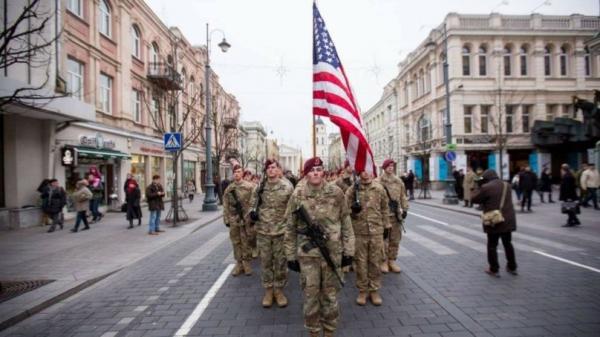 Политика: Унижение Литвы или *право сильного*