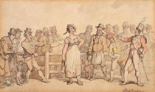 Общество: Семья: Как продавали надоевших жен