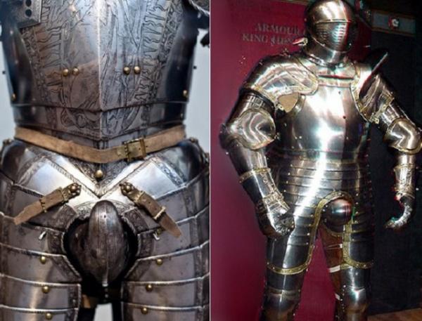 Интересное: Как рыцари ходили в туалет
