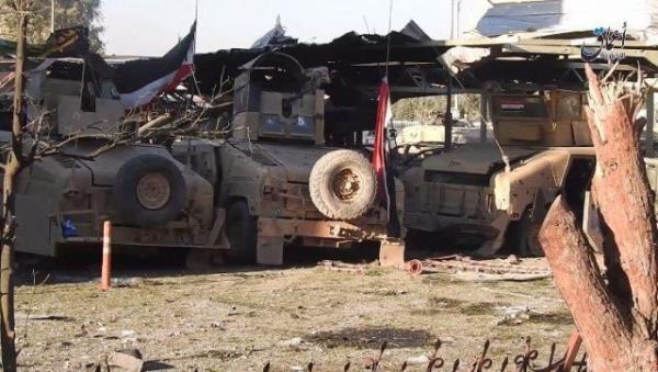 Война: Иракский спецназ понес серьезные потери в Мосуле