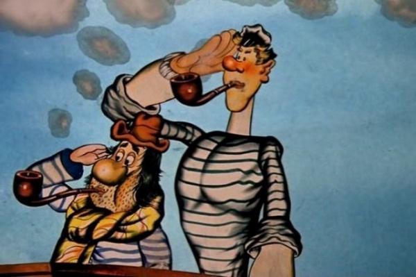Юмор: О русских моряках