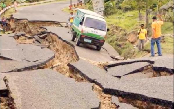 Природа: Факты о землетрясение