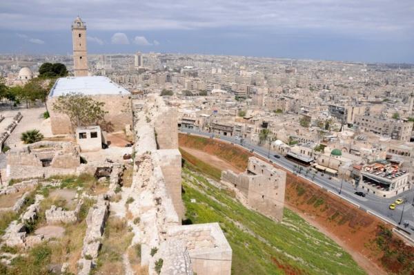 Новости: Алеппо освобожден