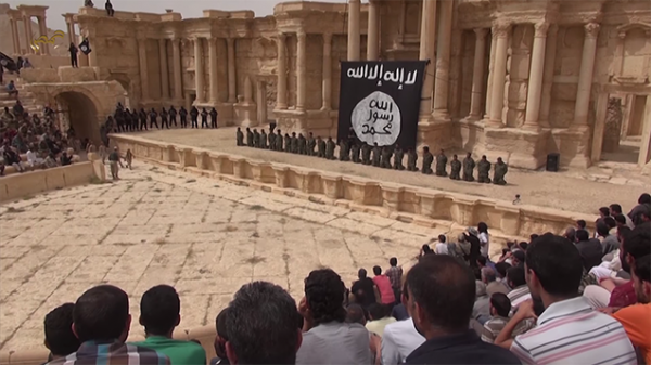 Война: Почему боевики захватили Пальмиру?