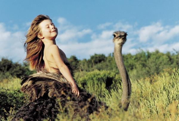 Природа: Настоящая Маугли