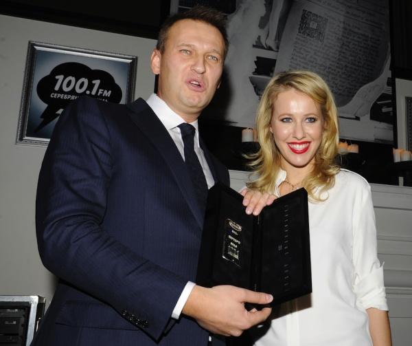 Безумный мир: Навальный хочет стать президентом :-)
