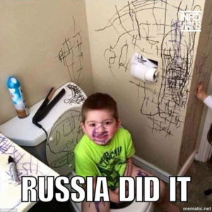 Общество: Это сделали русские