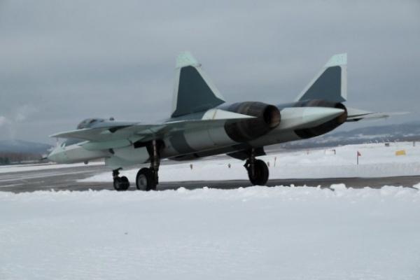 Интересное: Новые фотографии  седьмого летного опытного образца Т-50 (ПАК ФА)