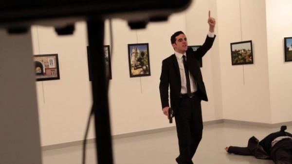 Происшествия: В Турции убили российского посла