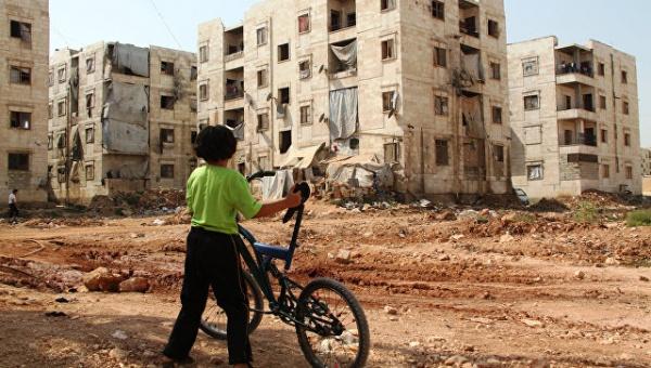 Война: В Египте задержали фотографа за постановку съемки раненых детей из Алеппо
