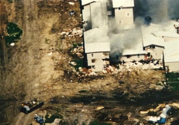 Происшествия: Как штурм поместья с сектантами превратился в войну