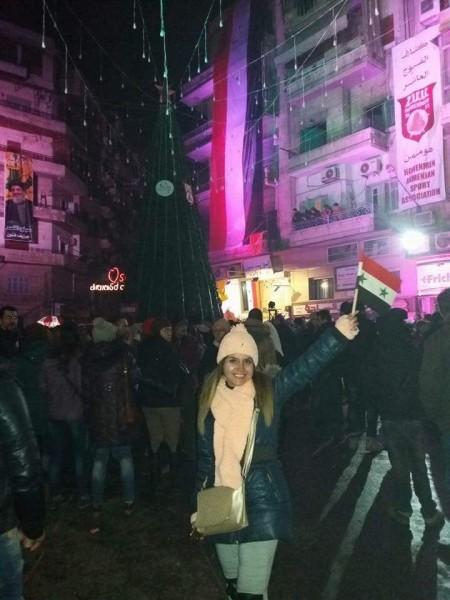 Общество: Рождество в Алеппо