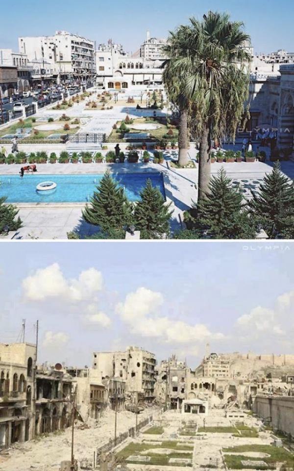 Война: Алеппо -до ИГИЛ и сейчас