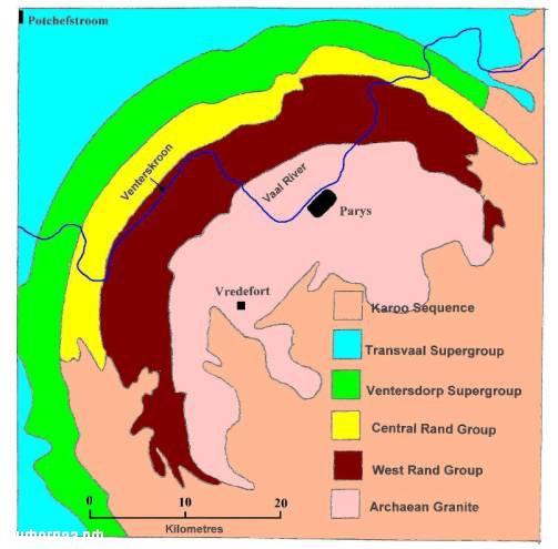 Природа: Самый большой метеоритный кратер на нашей планете