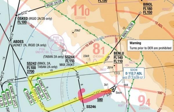 Происшествия: Версии гибели ТУ-154 в Адлере