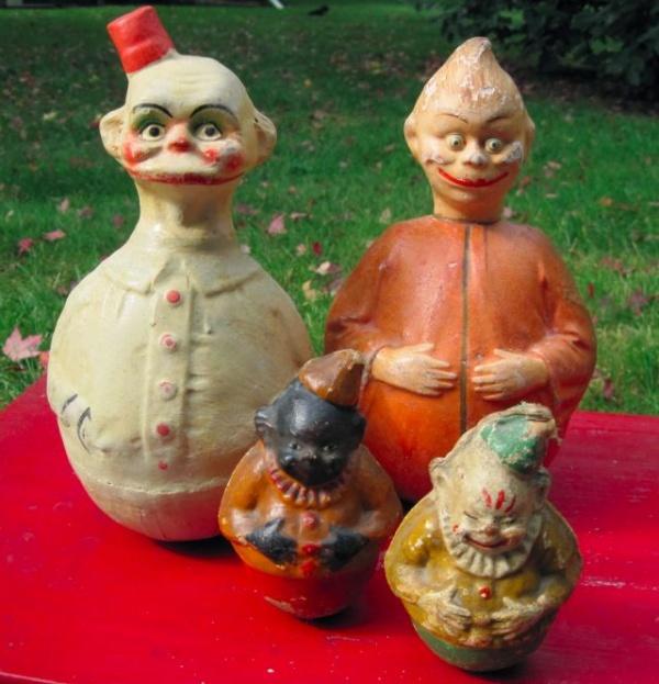 Интересное: Старые страшные игрушки