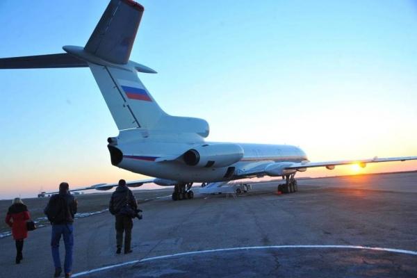 Происшествия: Данные расшифровки речевого самописца ТУ-154 МО РФ