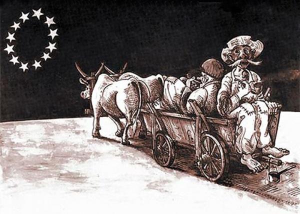 404: Украина, евроинтеграция и худая жопа