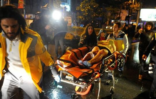Происшествия: При стрельбе в стамбульском клубе погибло не менее 39 человек