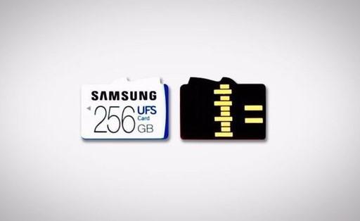 Технологии: Samsung показала скоростные карты памяти UFS До 530 mb/c