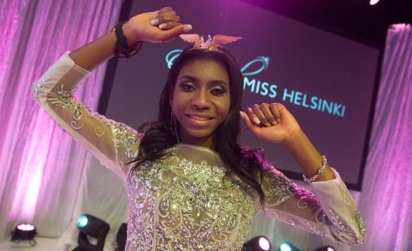 Безумный мир: Новости: Мисс Хельсинки 2017 года