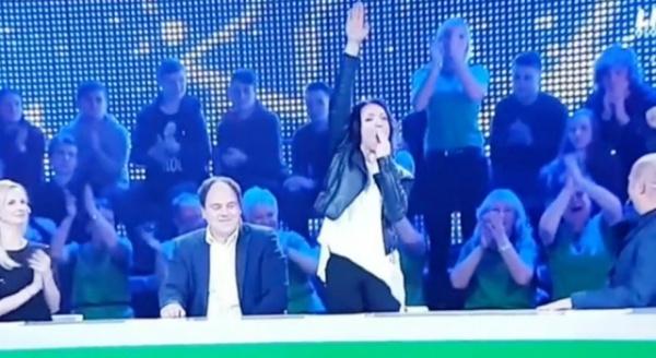 Происшествия: Литовскую Угадай мелодию закрыли за нацистское приветствие в эфире