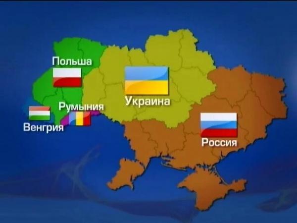 Политика: Раздел Украины
