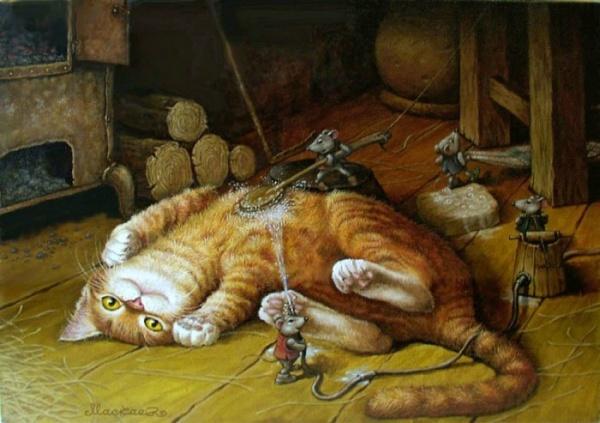 Картинки: Кот Кузьма