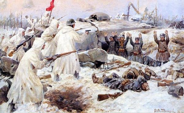 Война: Советско-финская война